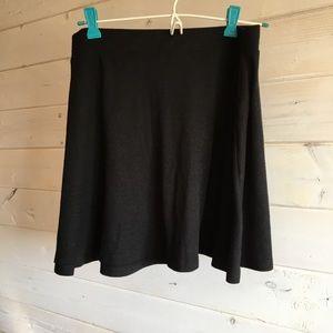 4/$30 Black Skirt